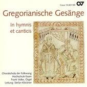 Choral Music (Gregorianische Gesange) (Choralschola der Folkwang Hochschule Essen, Klockner) by Frank Volke