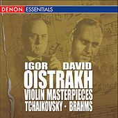 Tchaikovsky: Suite No. 3 - Brahms: Concerto for Violin & Orchestra, Op. 77 by Various Artists