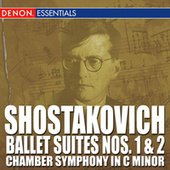 Shostakovich: Ballet Suite No. 1 & No. 2 Chamber Symphony in C Major by Various Artists