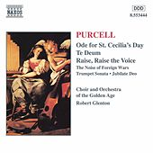 Ode for St. Cecilia's Day / Te Deum by Henry Purcell