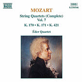 String Quartets (Complete) Vol. 7 by Wolfgang Amadeus Mozart