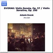 Music for Violin and Piano Vol. 1 by Antonin Dvorak