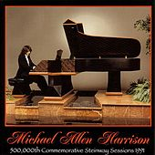 500,000th Commemorative Steinway Sessions 1991 by Michael Allen Harrison