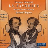 Wagner: Donizetti - La favorite (arr. for violin duet) by Daniel Morgenroth