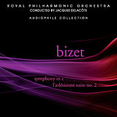 Bizet: Symphony in C, L'Arlésienne Suites 1 & 2 by Royal Philharmonic Orchestra