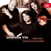 Smetana / Suk / Novak:  Piano Trios by Smetana Trio