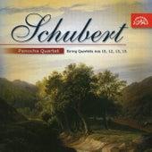 Schubert:  String Quartets by Panocha Quartet