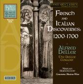Alfred Deller: French & Italian Discoveries von Alfed Deller