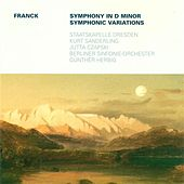 FRANCK, C.: Symphony, M. 48 / Symphonic Variations (Czapski, K. Sanderling, Herbig) by Various Artists