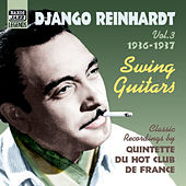 Vol. 3: 1936-1937 [Naxos] by Django Reinhardt
