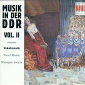 Vocal Music - EISLER, H. / KOCHAN, G. / THIELE, S. / MATTHUS, S. / DESSAU, P. / BREDEMEYER, R. / SCHUBERT, M. / GOLDMAN, F. by Various Artists