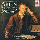HANDEL, G.F.: 9 German Arias (Auger) by Arleen Auger