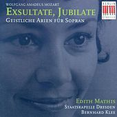 MOZART, W.A.: Sacred Arias (Mathis) by Various Artists
