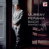 Bach: Partitas Nos. 1, 5 & 6 by Murray Perahia