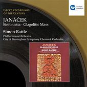 Janacek: Sinfonietta/Glagolitic Mass by Sir Simon Rattle