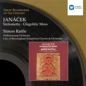 Janacek: Sinfonietta/Glagolitic Mass by Sir Simon Rattle