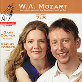 Mozart: Complete Sonatas for Keyboard and Violin by Gary Cooper