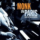 Monk In Paris: Live At The Olympia by Thelonious Monk