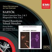 Great Recordings of the Century by Bela Bartok