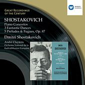 Great Recordings of the Century by Dmitri Shostakovich