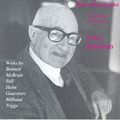 BENNETT, R.R.: Violin Concerto / A Song Sonata / HELM, E.: Comment on Two Spirituals / GUARNIERI, C.: Violin Sonata No. 2 (Kaufman) (1933-1947) by Louis Kaufman