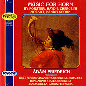 Music for Horn / Ádám Friedrich (French Horn) by Ádám Friedrich