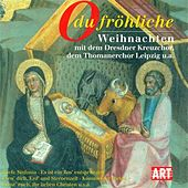 Christmas With The Dresden Kreuzchor and Leipzig Thomaner Choir by Various Artists