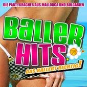 Baller Hits 2009 - Die Partykracher aus Mallorca und Bulgarien - Das ballert richtig! by Various Artists