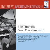BEETHOVEN, L. van: Piano Concertos, Vol. 3 (Biret) - No. 5,