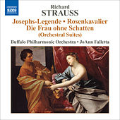 STRAUSS, R.: Rosenkavalier (Der) Suite / Symphonic Fantasy on Die Frau ohne Schatten / Symphonic Fragment from Josephs Legende (Falletta) by JoAnn Falletta