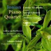 Ionian Piano Quartet by Johannes Brahms
