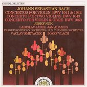 Bach: Violin and Oboe Concertos by Josef Suk
