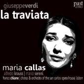 La Traviata by Lisbon Chorus and Orchestra of the San Carlos Opera House