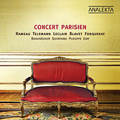 Concert Parisien - In The Era Of Louis XV by Grégoire Jeay