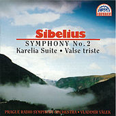 Sibelius: Symphony No. 2 in D major, Op. 43, Karelia Suite, Op. 11, Valse Triste by Prague Radio Symphony Orchestra