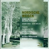 GRIEG, E.: From Holberg's Time / SIBELIUS, J.: Karelia Suite / Finlandia / Valse triste / Suite champetre by Various Artists