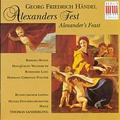 HANDEL, G.F.: Alexander's Feast (Sung in German) (Sanderling) by Rosemarie Lang