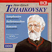 Peter Iljitsch Tchaikovsky - Symphonien, Balletmusiken, Konzerte by Various Artists