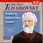 Peter Iljitsch Tchaikovsky - Symphonien, Balletmusiken, Konzerte by Various Artists