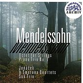 Mendelssohn-Bartholdy: Octet for Strings in E Flat major, Op. 20, Piano Trio No. 1 by Various Artists