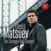 Denis Matsuev - The Carnegie Hall Concert by Denis Matsuev