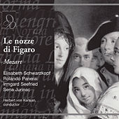 Mozart: Le nozze di Figaro (The Marriage of Figaro) by Elisabeth Schwarzkopf