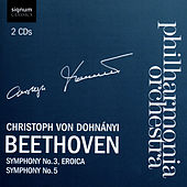 Beethoven 3 and 5 by Philharmonia Orchestra