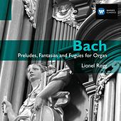 Bach: Organ Works Vol.2 by Lionel Rogg