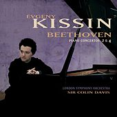 Beethoven: Piano Concertos 2 & 4 by London Symphony Orchestra