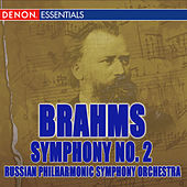 Brahms: Second Symphony and Orchestral Works by Various Artists