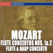 Mozart: Flute & Harp Concerto - Flute Concertos Nos. 1, 2 by Various Artists