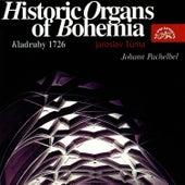 Pachelbel: Historic Organs of Bohemia IV by Jaroslav Tuma