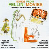 Songs from Fellini Movies by Various Artists