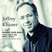 German Flute Music by Jeffrey Khaner